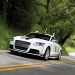 Audi Driverless Cars